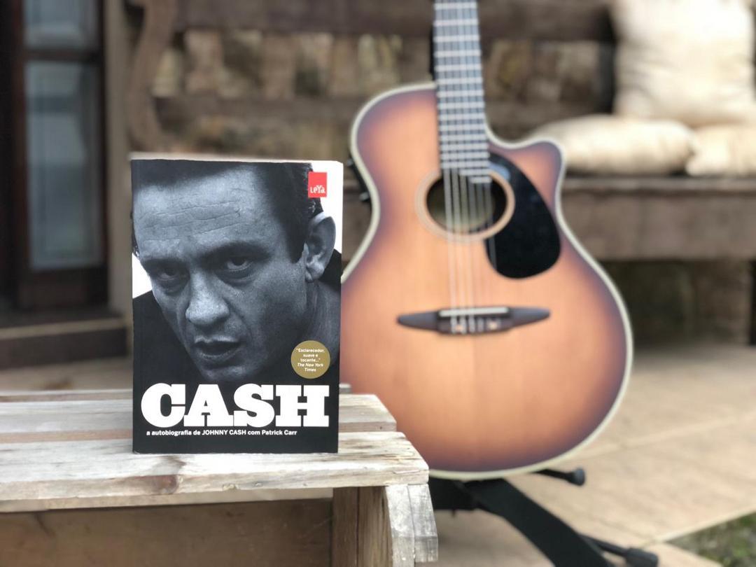 'Cash' era a autobiografia necessária para imortalizar o legado de Johnny Cash