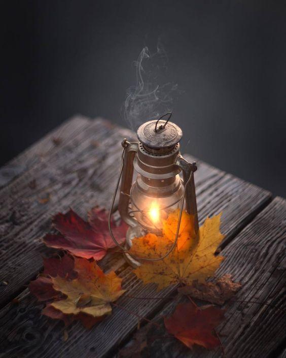 Tempo de acender a luz