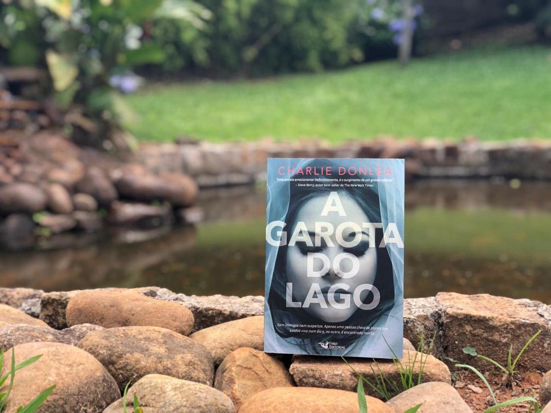 Suspense de qualidade em 'A Garota do Lago'