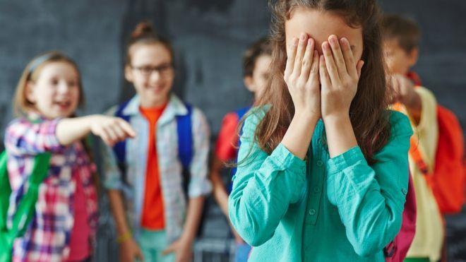 Bullying: desafio de todos.