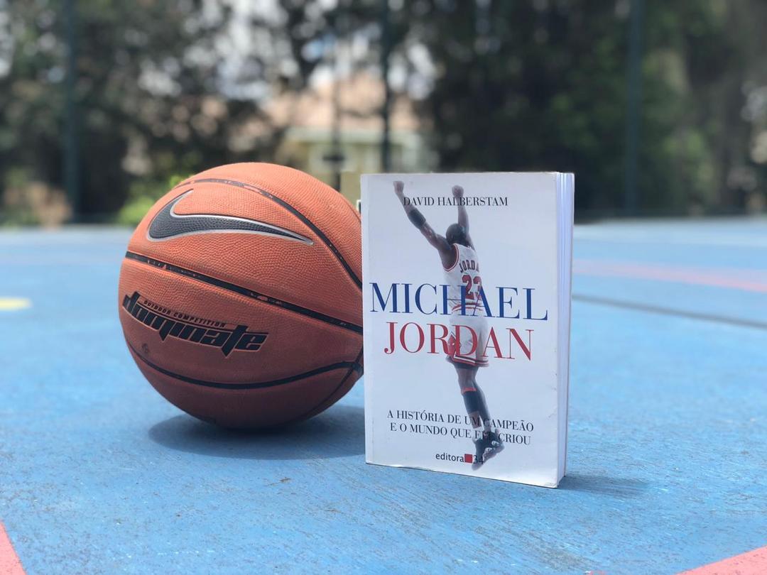 Biografia de Michael Jordan é imperdível para os amantes de esportes