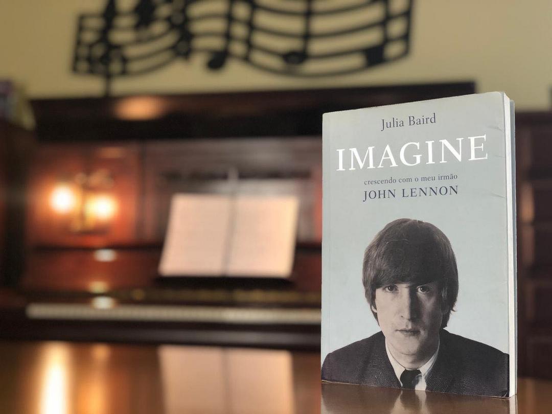 'Imagine' revela um pouco da personalidade e traumas de John Lennon