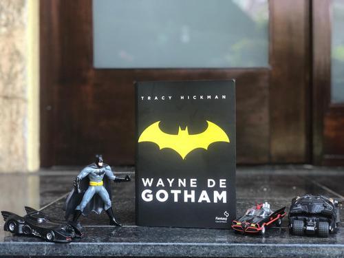 'Wayne de Gotham' é ótimo para conhecer mais de perto o Batman