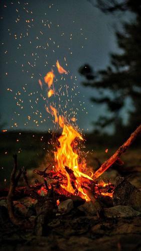 Dança do fogo